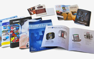 Brochure, folder, flyer